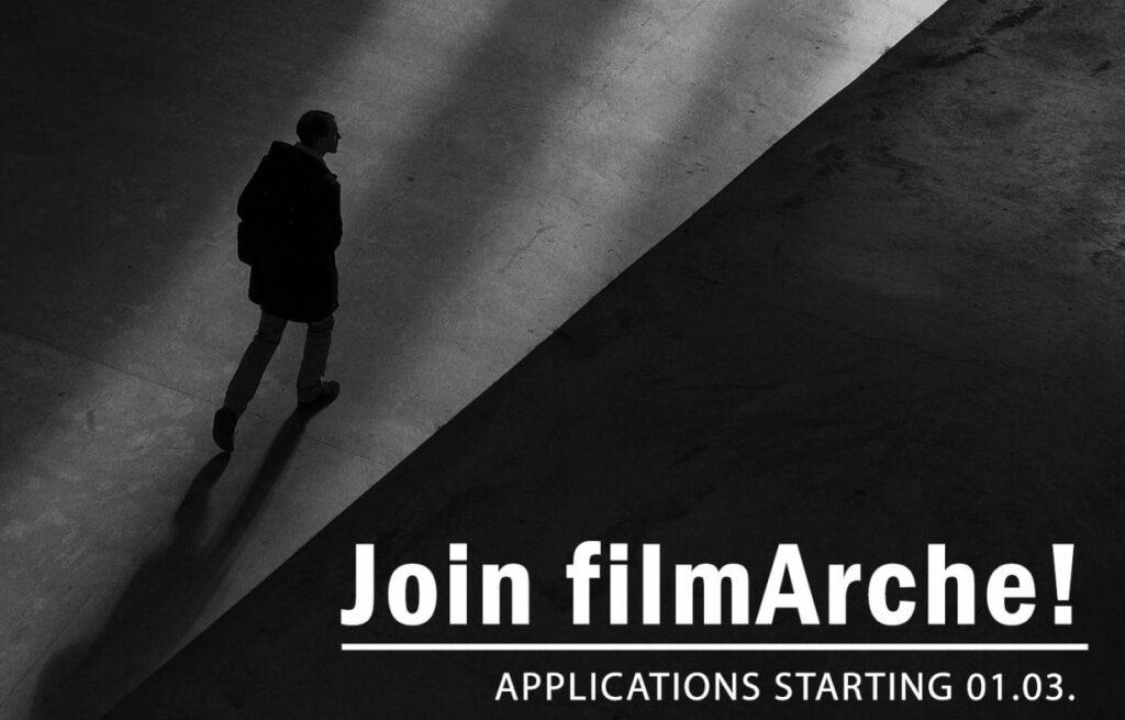 Application starts!